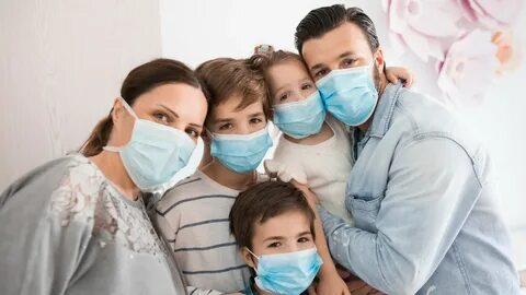 Healthy teenager who took precautions - How the family faced Covid 19