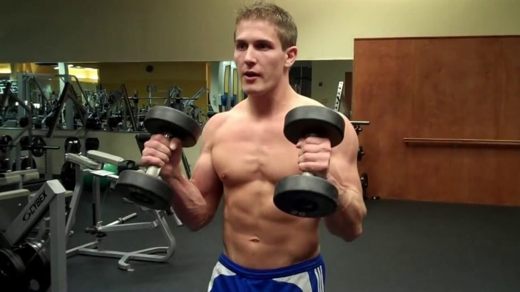 How to perform hammer curls