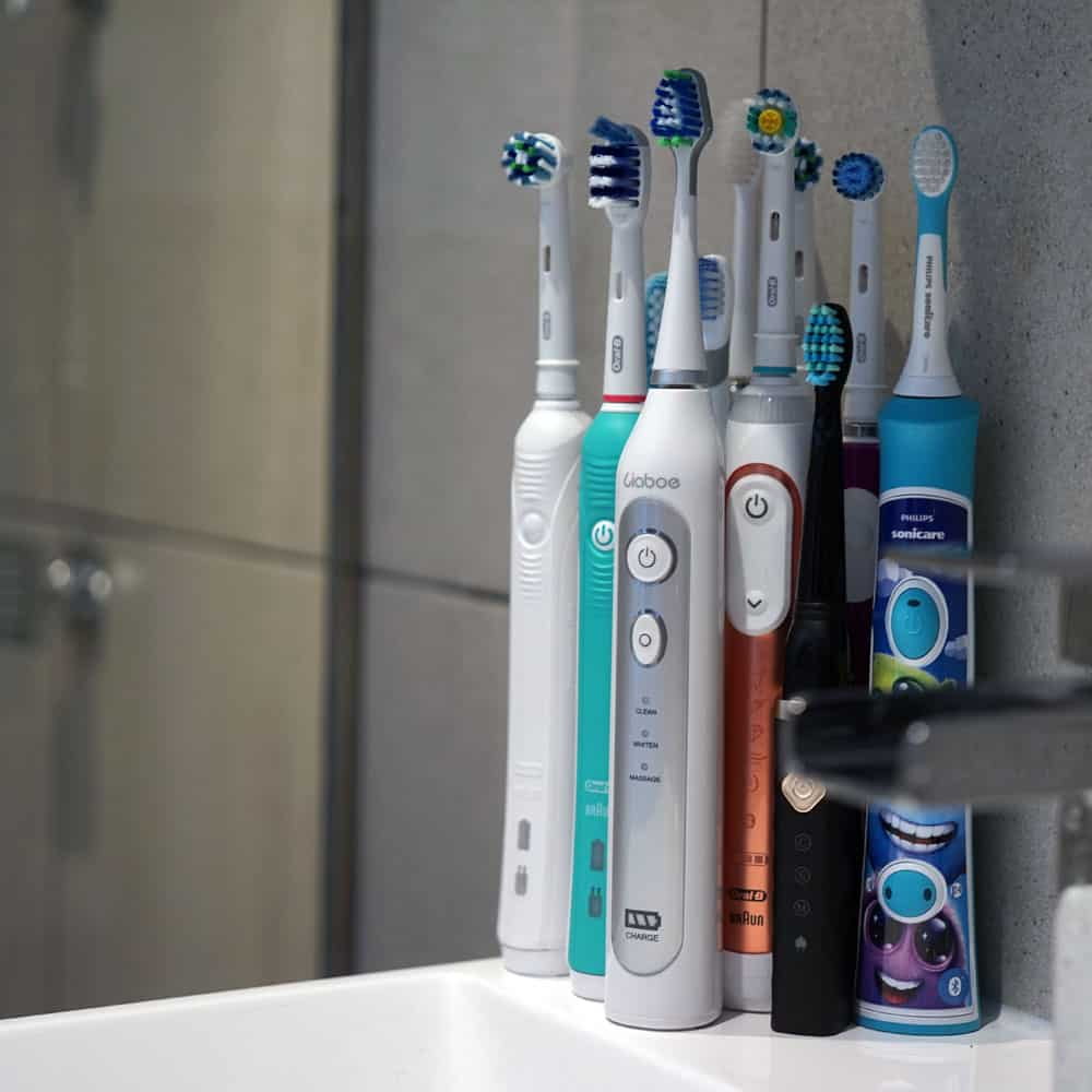 Best Sonicare toothbrushes for braces
