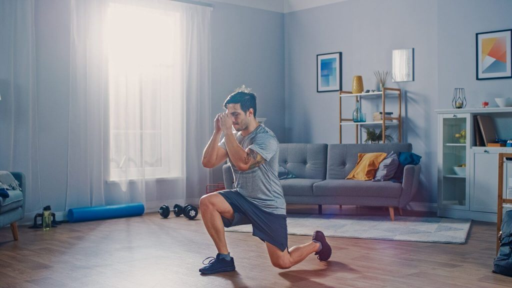 Benefits of home leg workouts for men
