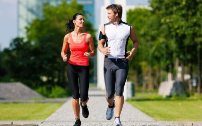 Discuss the importance of fluid balance while exercising.