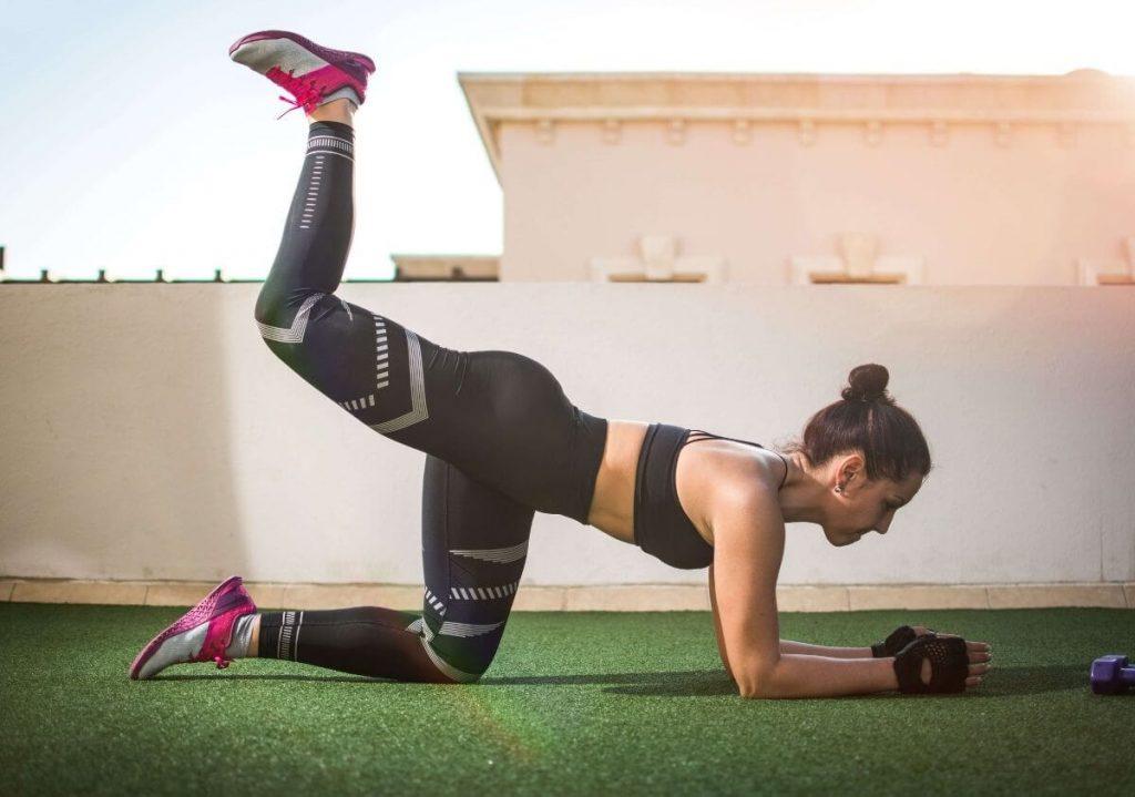 How to Do a Donkey Kick Workout?