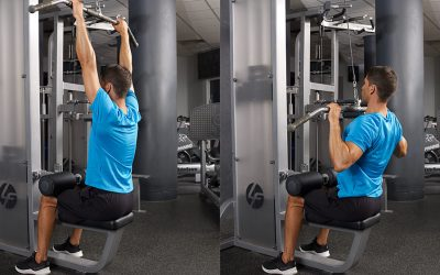 Lat Pulldown Muscles Worked-Everything You Need to Know