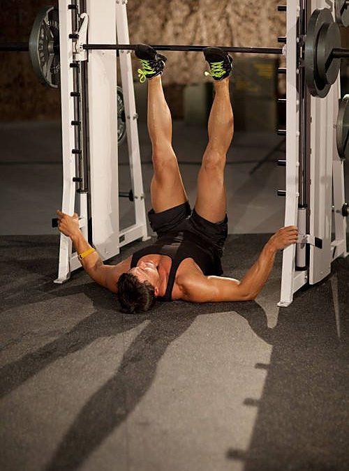 Smith Machine Leg Workouts