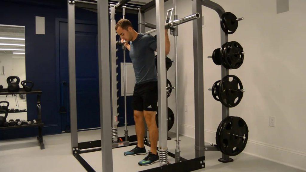 hack squats smith machine leg workouts