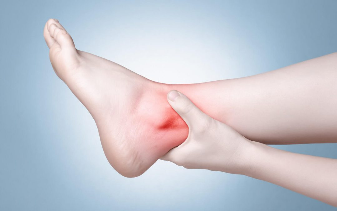 how long does a sprained ankle take to heal